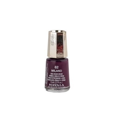 Mavala Mini Color 62 Milano 5ml Oje Mor